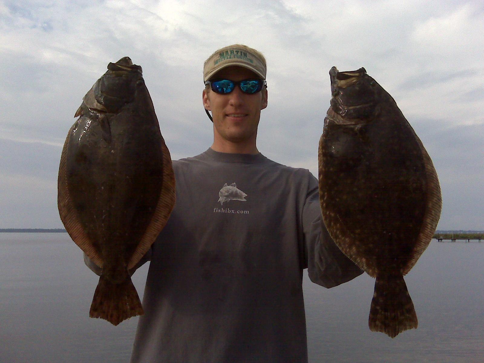 Flounder 3 Fishibx Eastern Nc Fishing Guide