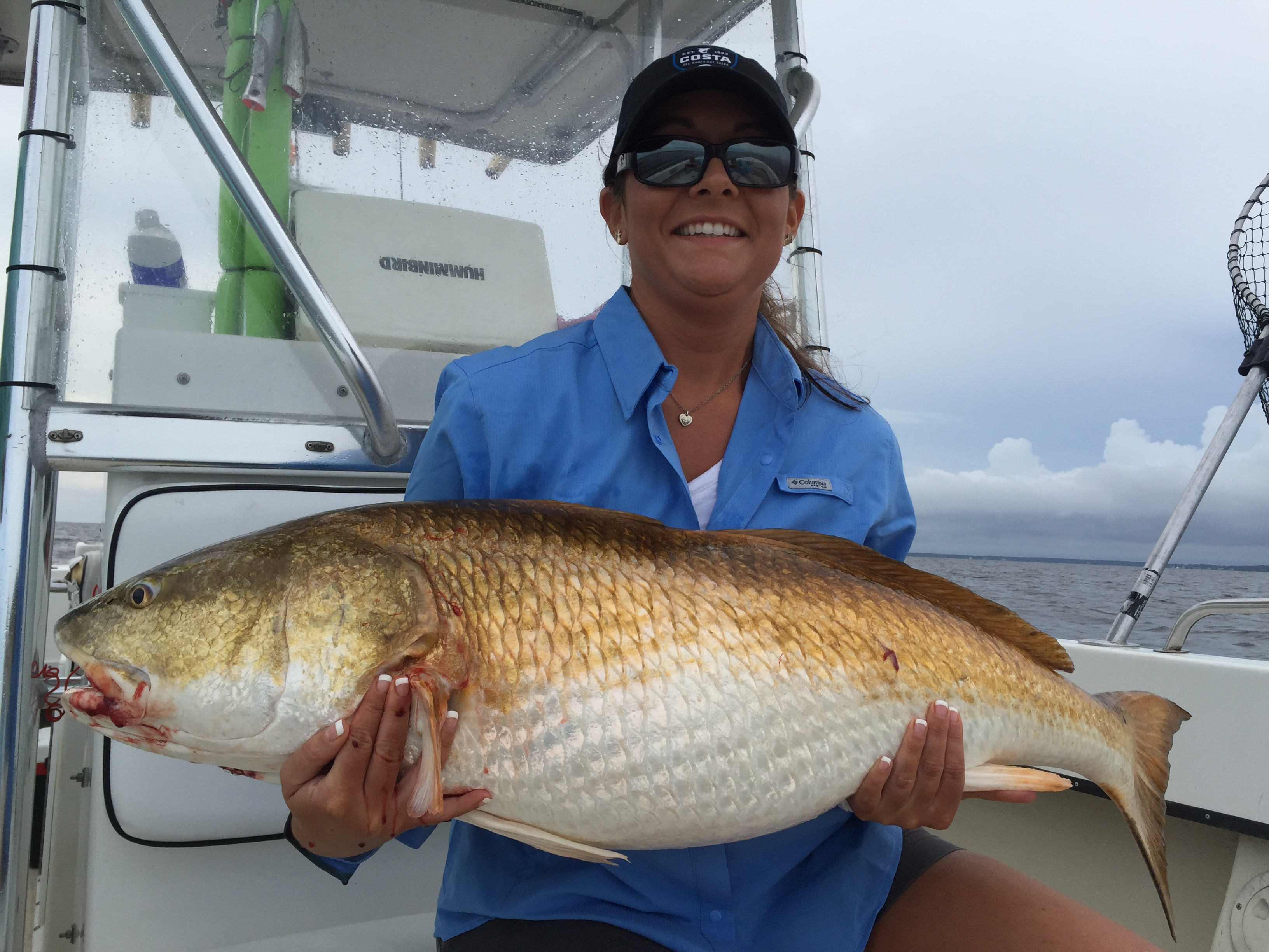 Ne 17 catching reds fishibx eastern nc fishing guide for Northeast saltwater fishing reports