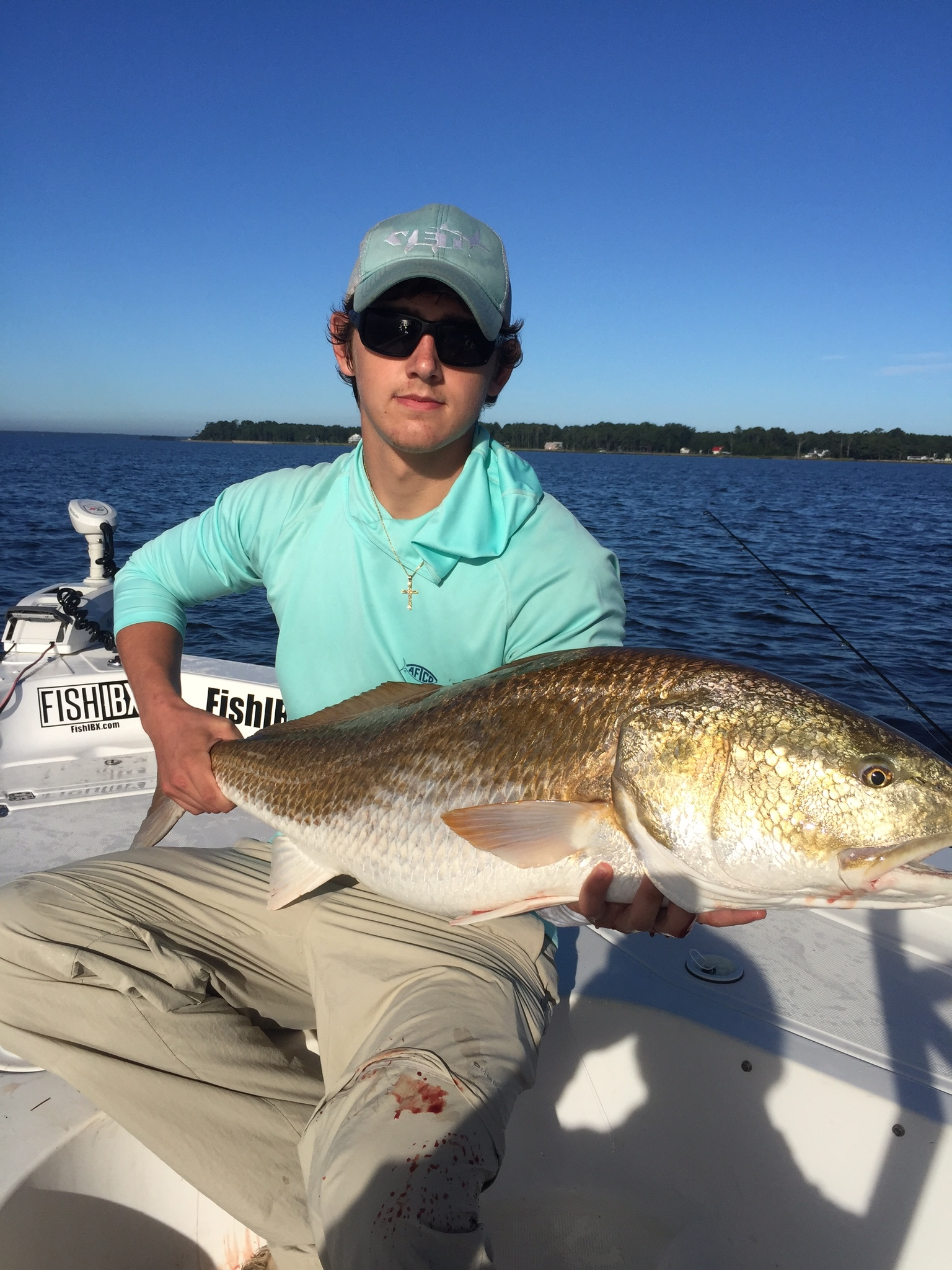 Capt jeff neuse reds fishibx eastern nc fishing guide for Northeast saltwater fishing reports