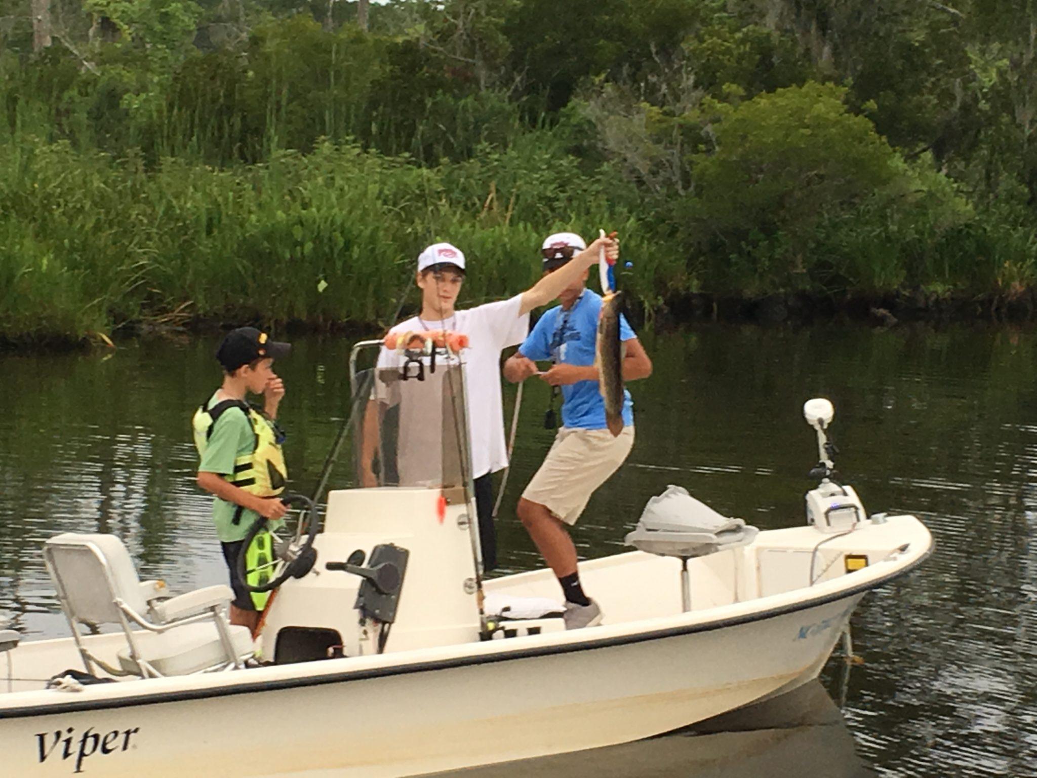 Take a kid fishing fishibx eastern nc fishing guide for Northeast saltwater fishing reports
