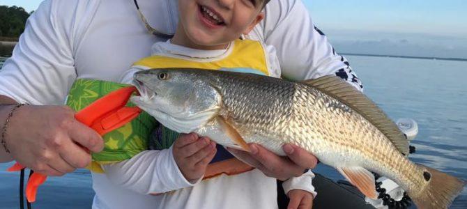 Mixed Bag Slam Fishing Neuse River