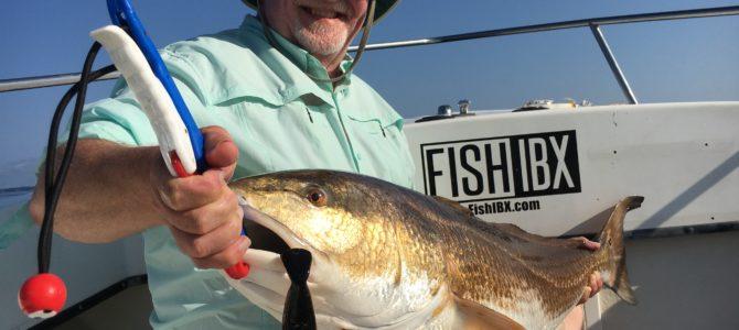 Topwater Trophy Redfish NC