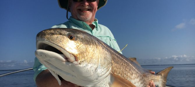 Trophy Red Drum In NC, Redfish Guides